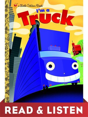 cover image of I'm a Truck