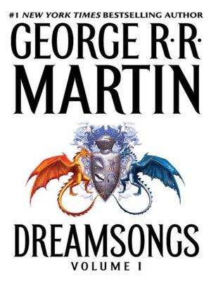 cover image of Dreamsongs, Volume I