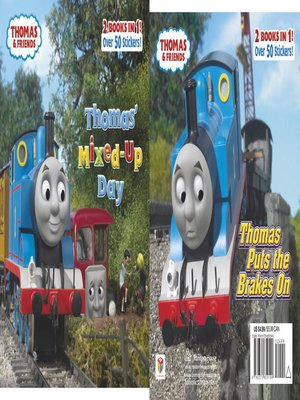 cover image of Thomas' Mixed-Up Day/Thomas Puts the Brakes On