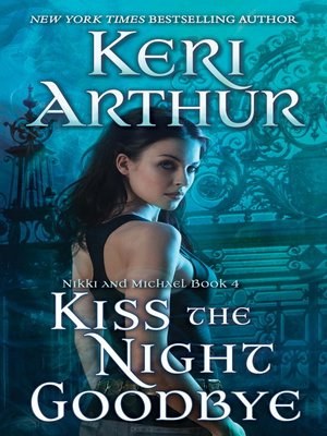 cover image of Kiss the Night Goodbye