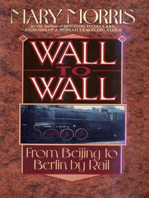 cover image of Wall to Wall