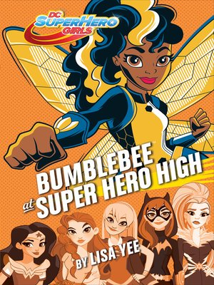 cover image of Bumblebee at Super Hero High (DC Super Hero Girls)