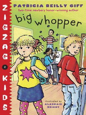 cover image of Big Whopper