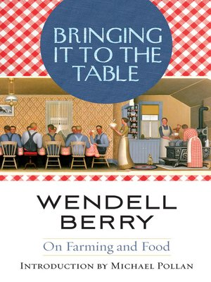 cover image of Bringing It to the Table