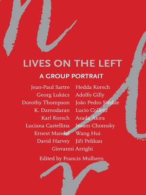 cover image of Lives on the Left