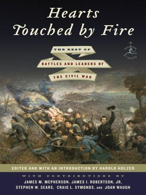 cover image of Hearts Touched by Fire