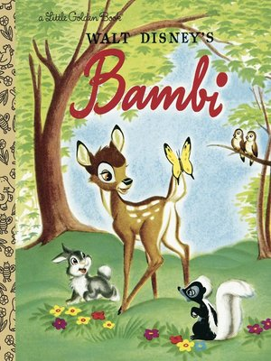 cover image of Bambi (Disney Classic)