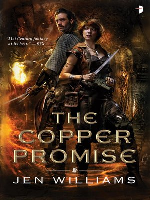 cover image of The Copper Promise