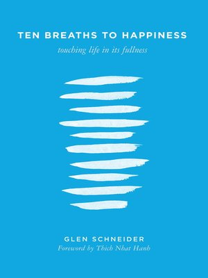 cover image of Ten Breaths to Happiness