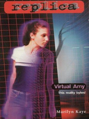 cover image of Virtual Amy (Replica #21)