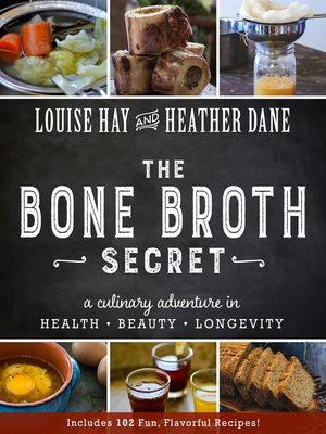 cover image of The Bone Broth Secret