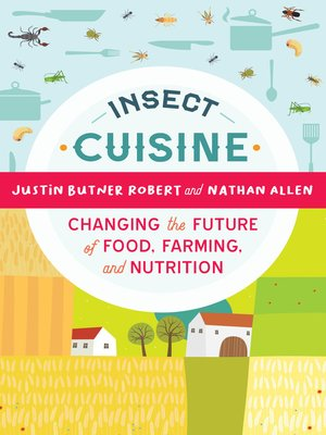 cover image of Insect Cuisine