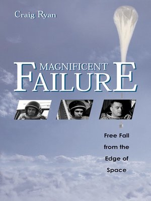 cover image of Magnificent Failure