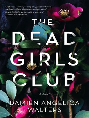 cover image of The Dead Girls Club