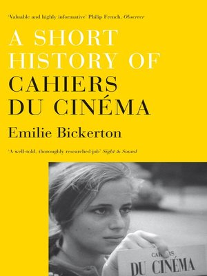 cover image of A Short History of Cahiers du Cinema