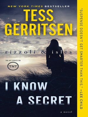 cover image of I Know a Secret