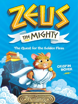 cover image of Zeus the Mighty