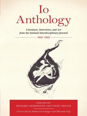 cover image of Io Anthology
