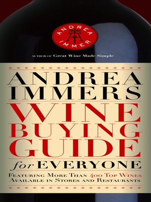 cover image of Andrea Immer's Wine Buying Guide for Everyone
