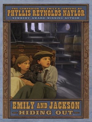 cover image of Emily and Jackson Hiding Out