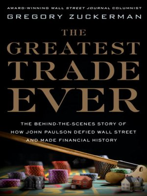 cover image of The Greatest Trade Ever