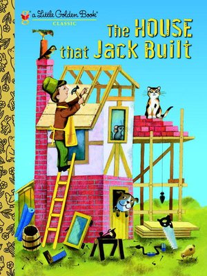 cover image of The House that Jack Built