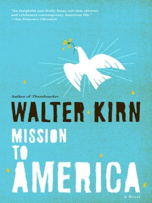 cover image of Mission to America