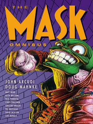 cover image of The Mask (1991), Omnibus Volume 1