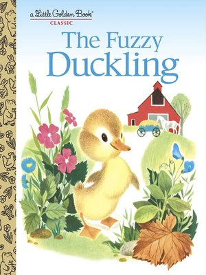 cover image of The Fuzzy Duckling