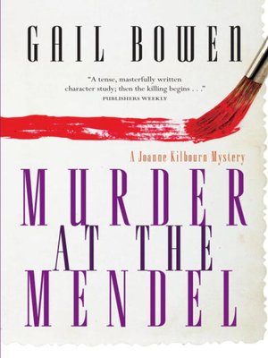 cover image of Murder at the Mendel