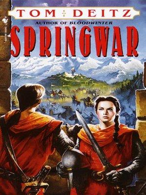 cover image of Springwar