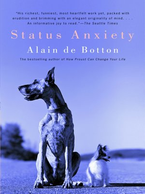 cover image of Status Anxiety