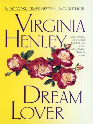 Dream Lover by Virginia Henley · OverDrive (Rakuten