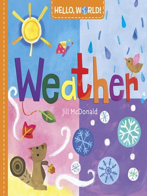 cover image of Hello, World! Weather