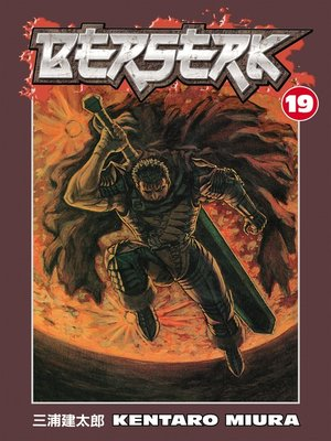 cover image of Berserk, Volume 19