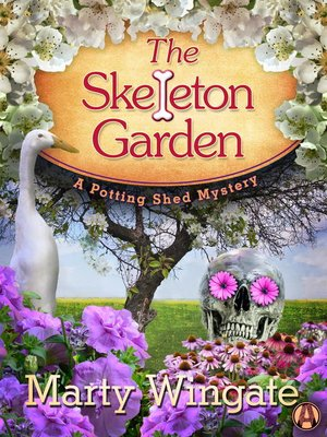cover image of The Skeleton Garden