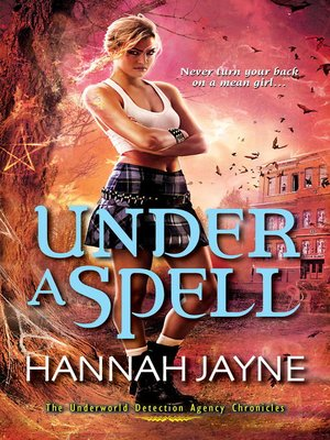 cover image of Under a Spell