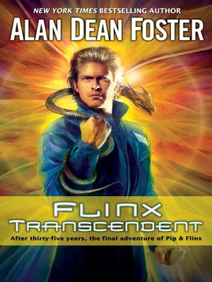 cover image of Flinx Transcendent