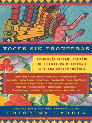 cover image of Voces sin fronteras