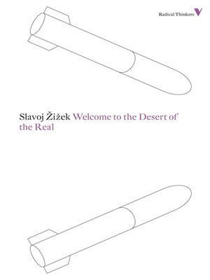 cover image of Welcome to the Desert of the Real