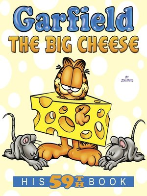 cover image of Garfield the Big Cheese