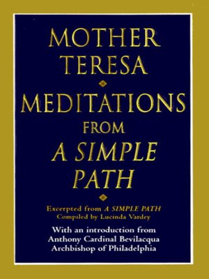 cover image of Meditations from a Simple Path