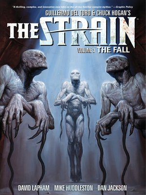 cover image of The Strain, Volume 3