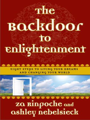 cover image of The Backdoor to Enlightenment
