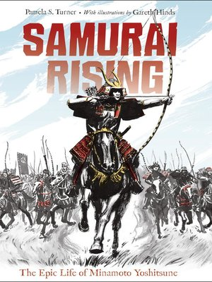 cover image of Samurai Rising