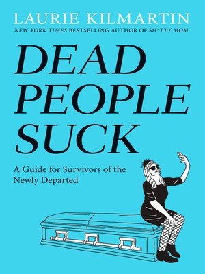 cover image of Dead People Suck