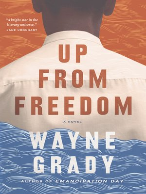 cover image of Up From Freedom