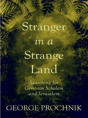 cover image of Stranger in a Strange Land