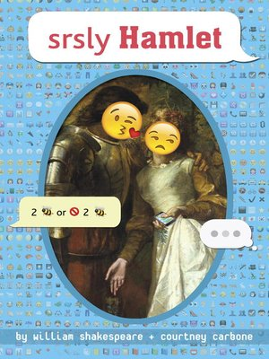 cover image of srsly Hamlet