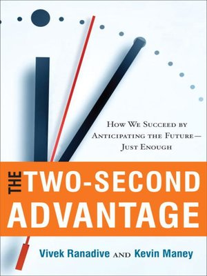 cover image of The Two-Second Advantage